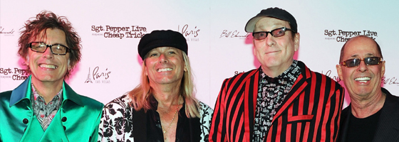 Cheap Trick & Bill Edwards - Las Vegas