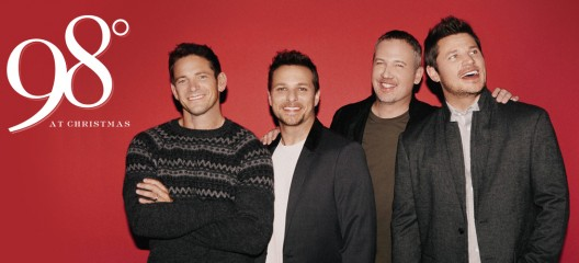 98 Degrees At Christmas