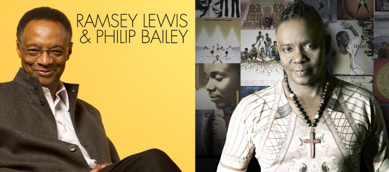 Ramsey Lewis and His Electric Band with Philip Bailey
