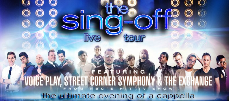The Sing Off! Tour