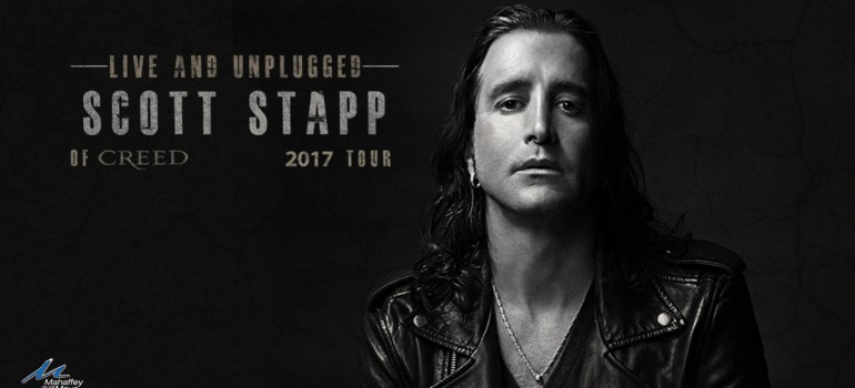 Scott Stapp – Live & Unplugged