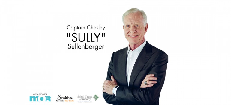 "Captain Chelsey ""Sully"" Sullenberger"