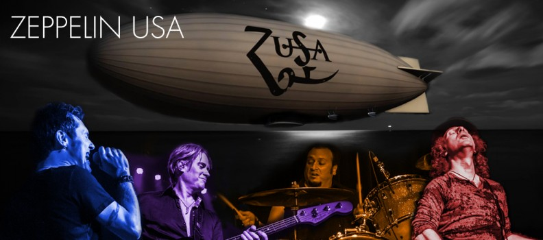 Zeppelin USA – An American Tribute to Led Zeppelin