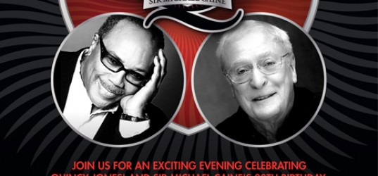 Bill Edwards Presents: 17th Annual Power of Love Gala – Quincy Jones and Sir Michael Caine's 80th Birthday Celebration