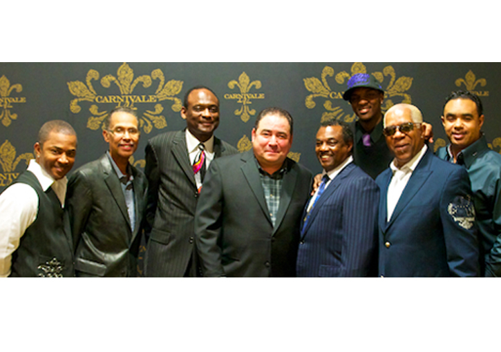 Bill Edwards Presents Kool & The Gang for the Emeril Lagasse Foundation