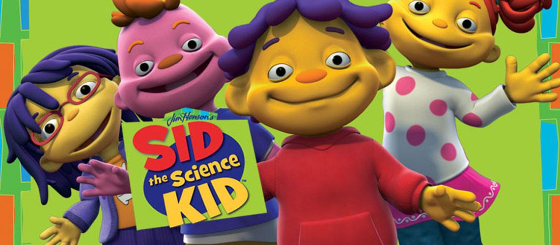 Sid The Science Kid LIVE
