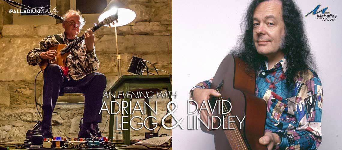 David Lindley & Adrian Legg