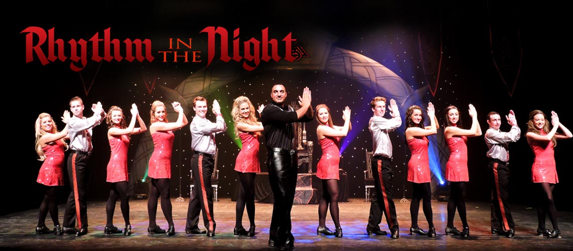 Rhythm In The Night: Irish Dance Spectacular