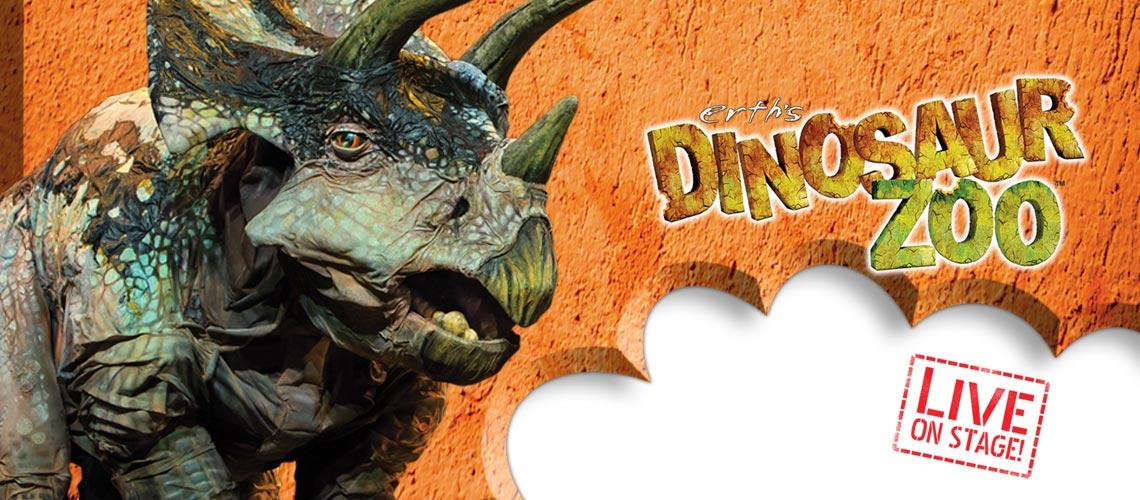 Erth's Dinosaur Zoo Live