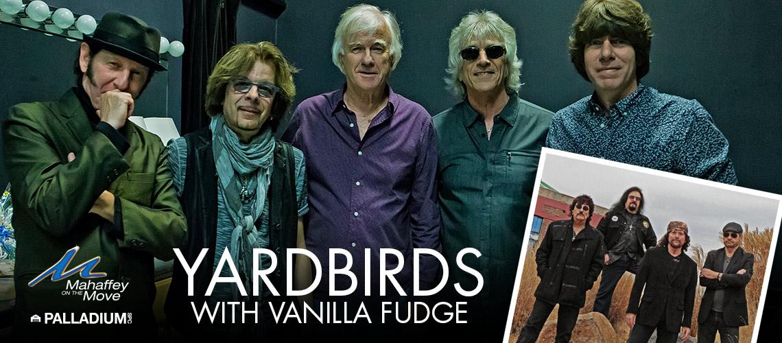 Yardbirds with Vanilla Fudge